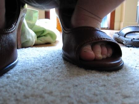 roli shoe toes